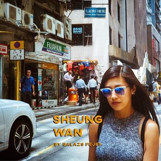 Sheung Wan - Print magazine