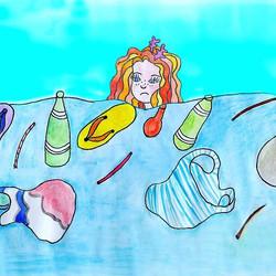 #zazathemermaid#oceanliteracy #responsea