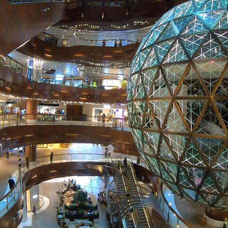 K11 MUSEA - New Shopping Mall in Tsim Sha Tsui, Nice & Affordable Spots