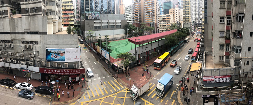 The Forest, Roof Garden, Mong Kok, Hong Kong