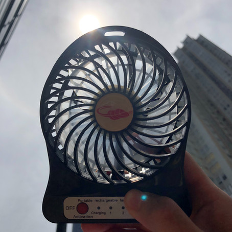 3Things You Need When Traveling in Hong Kong During Summer