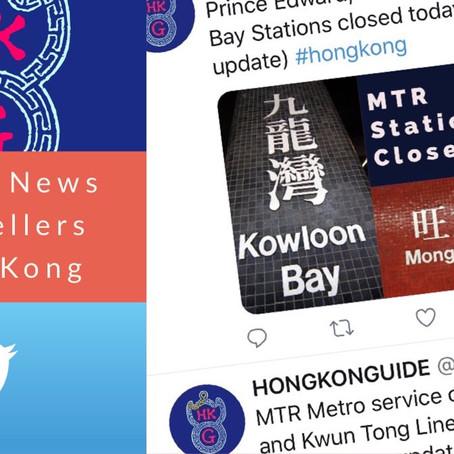 Follow @HONGKONGUIDE Twitter for daily updates of Hong Kong