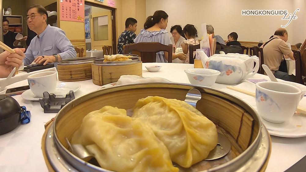 Original soup dumplings Fung Shing Restaurant