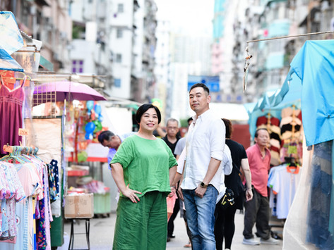 'My Hong Kong, My Way' TV series Ep.2 - Singaporean Celebrity Chef Willin Low