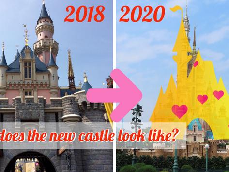 New Hong Kong Disneyland Castle set to open on 21 November!