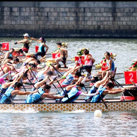 Dragon Boat Festival in Hong Kong 2020!