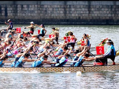Dragon Boat Festival in Hong Kong 2020!