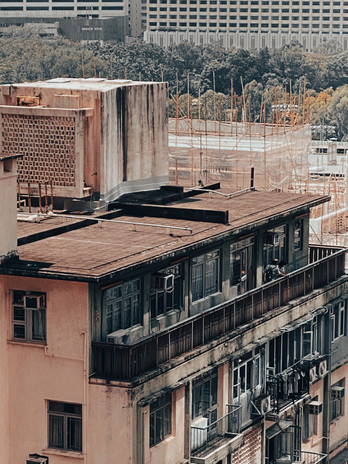 What would you do if you have a chance to stay at these rooftops?