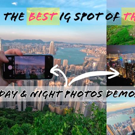 Best 4 Instagram Spots in Victoria Peak Ultimate Guide
