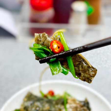 Do you know there are 3 ways to eat fish skins in Hong Kong?