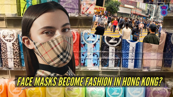 "When ""Stylish Face Mask"" becomes the New Norm in Hong Kong under COVID-19 Pandemic"