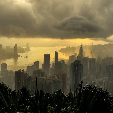 Travel Tips When TyphoonIs AppoarchingHong Kong
