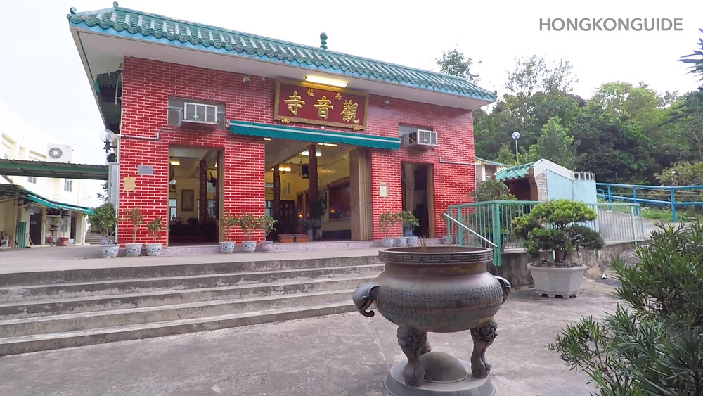 Kwun Yum Buddhist Monastery, Guan Yin Statue