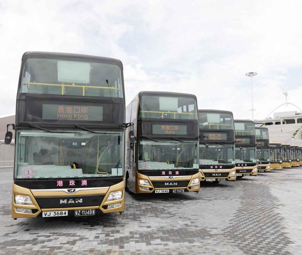 HZM Bridge Shuttle Bus