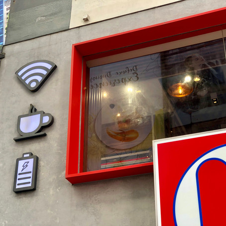 Where can I find free WiFi in Hong Kong?