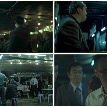 """Dai Pai Dong Experience in """"Infernal Affairs 2"""""""