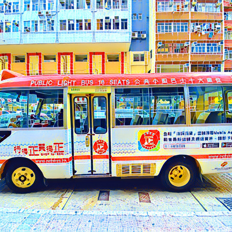 How Does Red Minibus Work in Hong Kong?