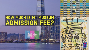 M+, HK's long-awaited museum in West Kowloon will open in November
