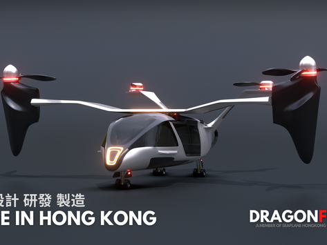 Hong Kong Seaplane Unveiled the Design of their Hydrogen-powered Aircraft