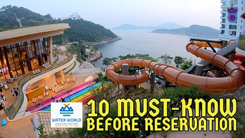 10 things you need to know before visiting Water World by Ocean Park