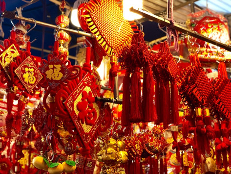 Chinese New Year Guide: preparation at home in Hong Kong