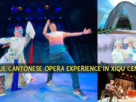 Xiqu Centre Reopened with New Tea House Theatre Experiences