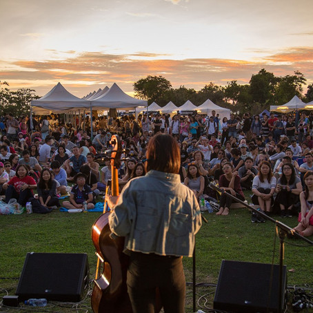 Free Outdoor Jazz Festival in West Kowloon that you'll love