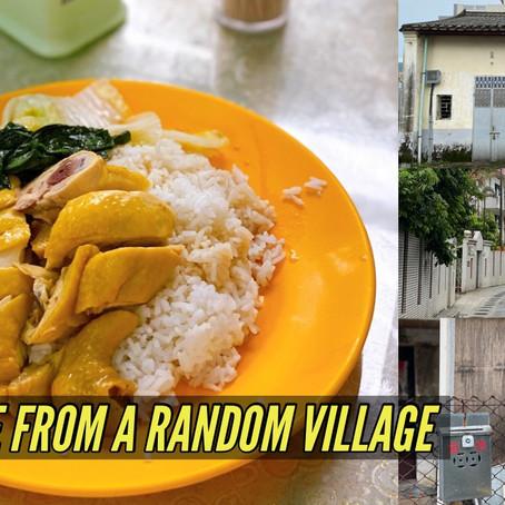 Surprise from a Random Village