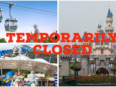 Ngon Ping 360 Temporarily Closed