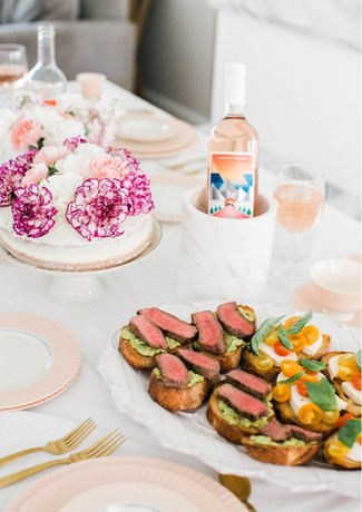 The Perfect Rosé Pairing