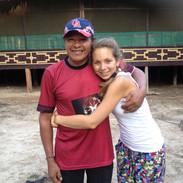 Jolanda (with Roger)