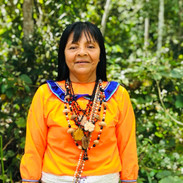 Isabel (Rani Rama) Medicine Woman