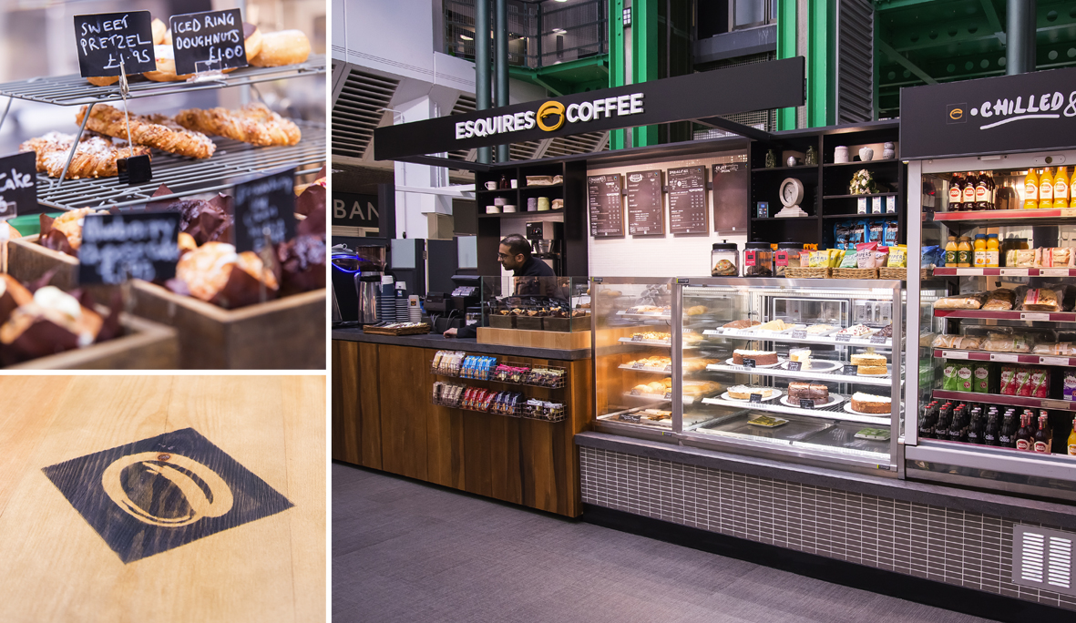 Esquires Coffee - Stevenage, UK