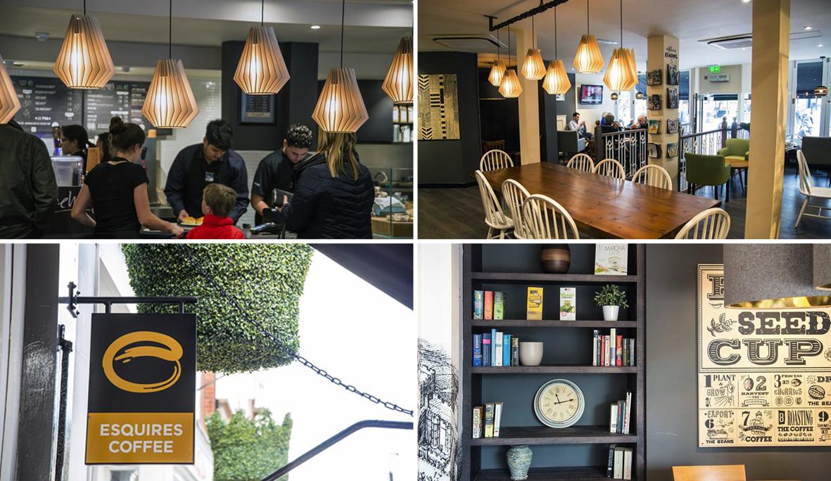 Esquires Coffee - Windsor, UK