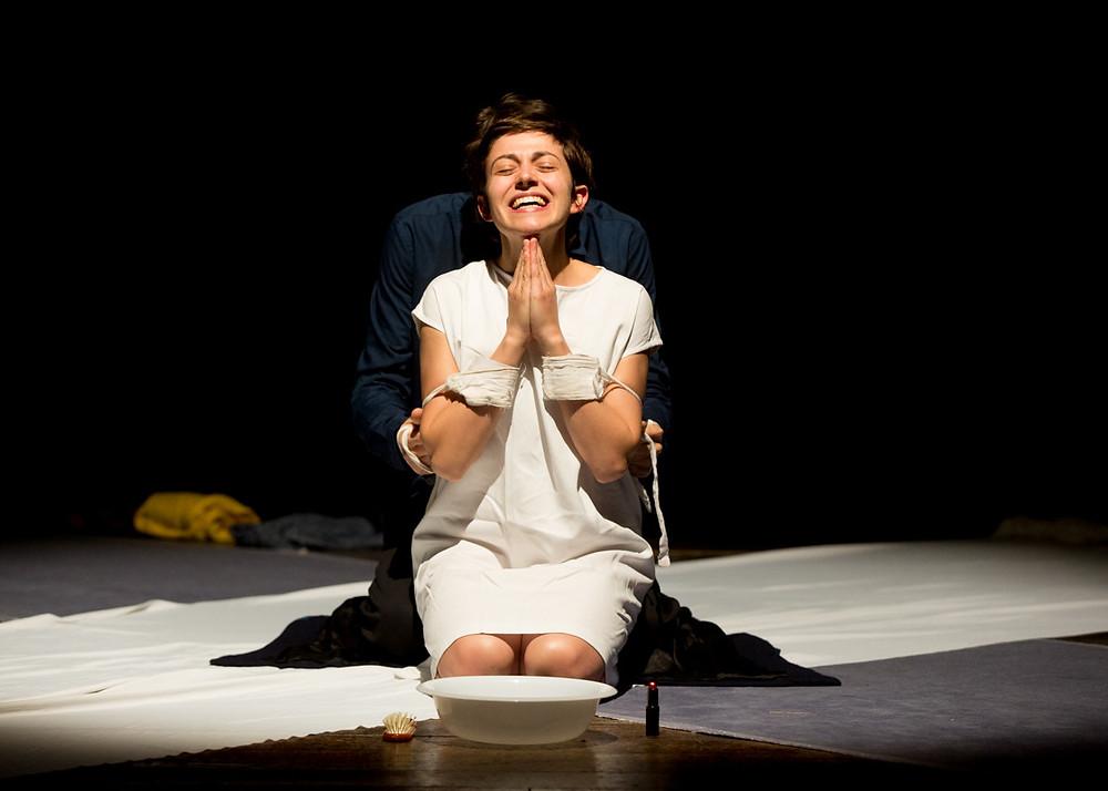 una scena da Orfeo ed Euridice