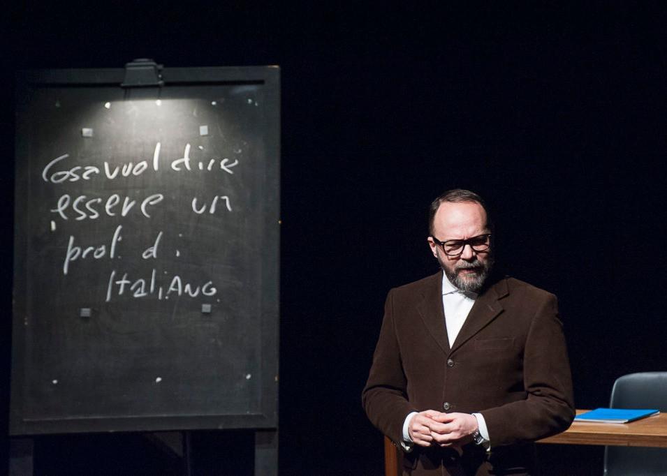 Massimo Rigo in Prof!