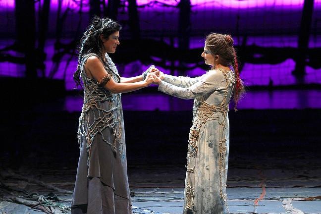 Mariella Devia e Annalisa Stroppa