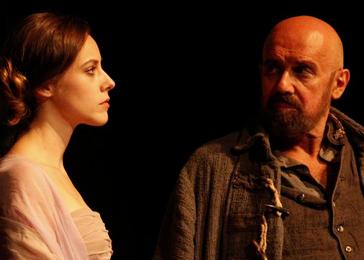 Una scena di Otello