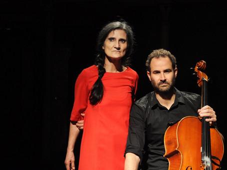 Esercizi per voce e violoncello sulla Divina Commedia di Dante | Quando il suono si fa racconto
