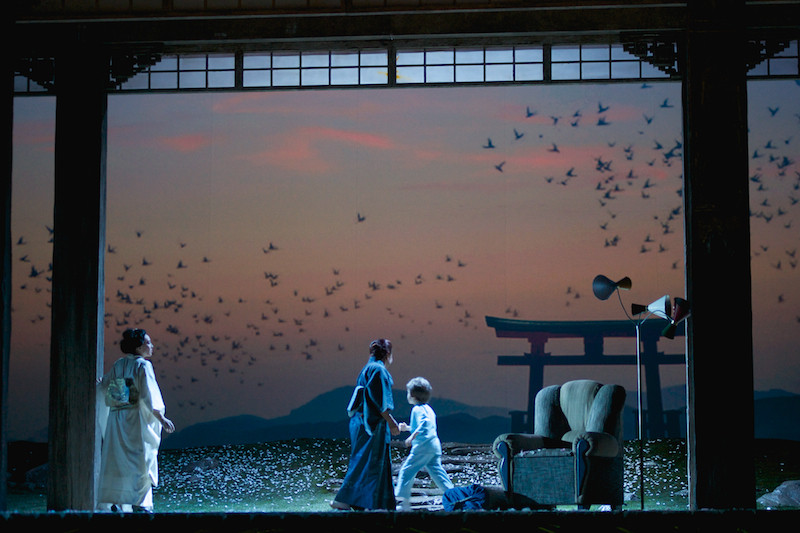 Madama Butterfly di Lorenzo Amato al Teatro Carlo Felice