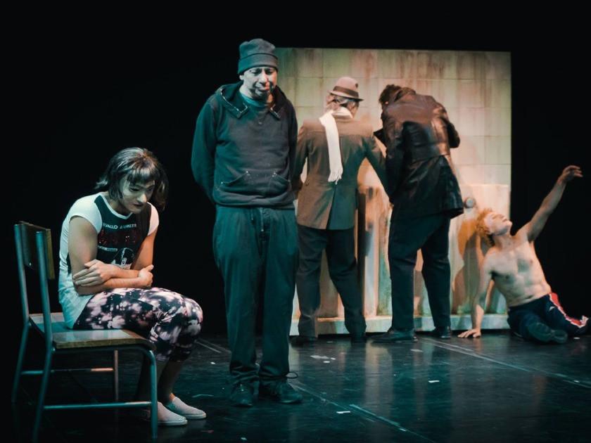 Luciano al Teatro Elfo Puccini
