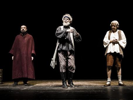 Don Chisciotte | un esperimento fra teatro di narrazione, teatro comico e metateatro