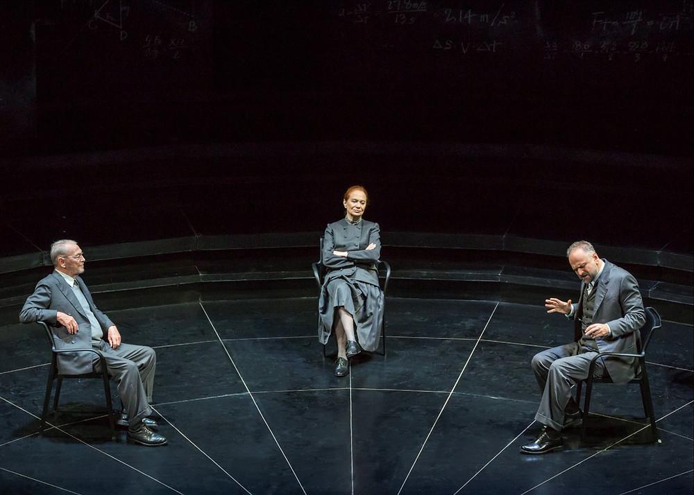 Umberto Orsini, Giuliana Lojodice, Massimo Popolizio