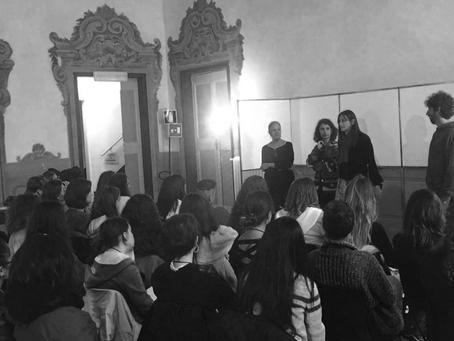 Safe Piece & Pragma | dal laboratorio di critica con il Liceo Artistico Klee