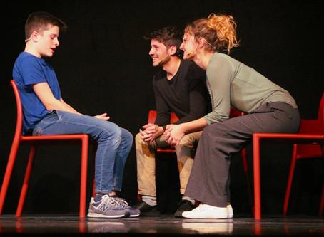 Tre di ScenaMadre - Il teatro, se è per ragazzi, è per tutti