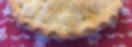 closeup of GF pie crust