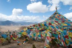 Dans les montagnes de Shangri-la - Chine