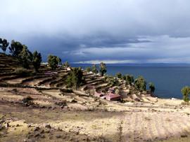 Sur_une_ile_du_lac_Titicaca_en_Amérique_