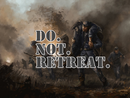 Do Not Retreat