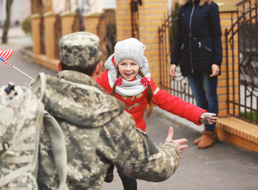 Special Forces Families also serve